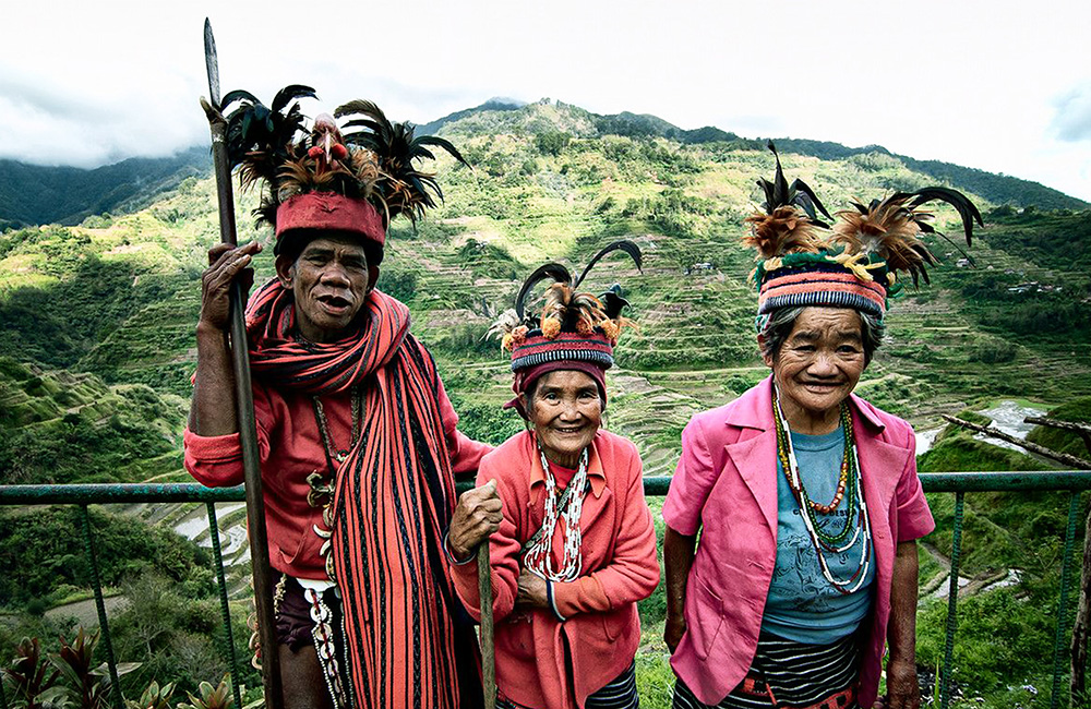 Beautiful places to travel- Igorots people