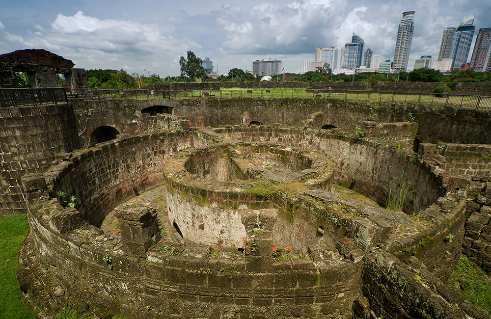 Beautiful places to travel- Intramuros wall city