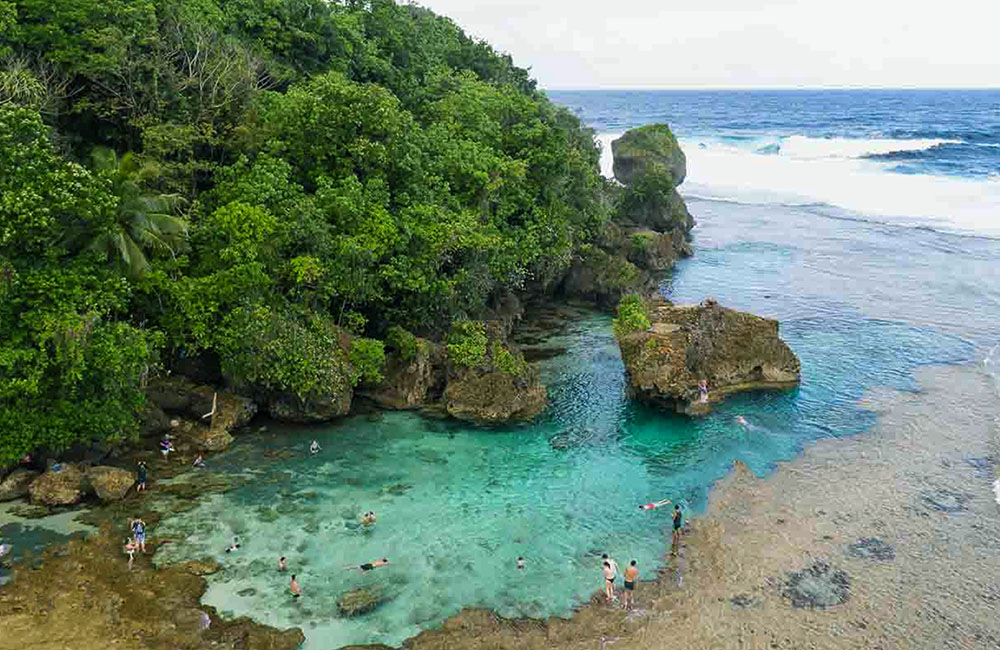 Beautiful places to travel- rock pools